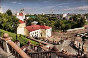 Витебск, лестница