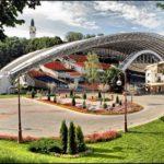 Славянский Базар в Витебске летом