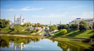 Витебск панорама
