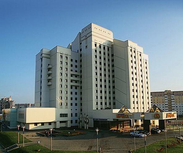 Гостиница «Лучёса» 3*
