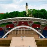 Витебск Летний амфитеатр фотография 8
