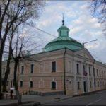 Здание музея книгопечатания