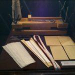 Предметы для прошивки книги