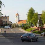 Заславль, город
