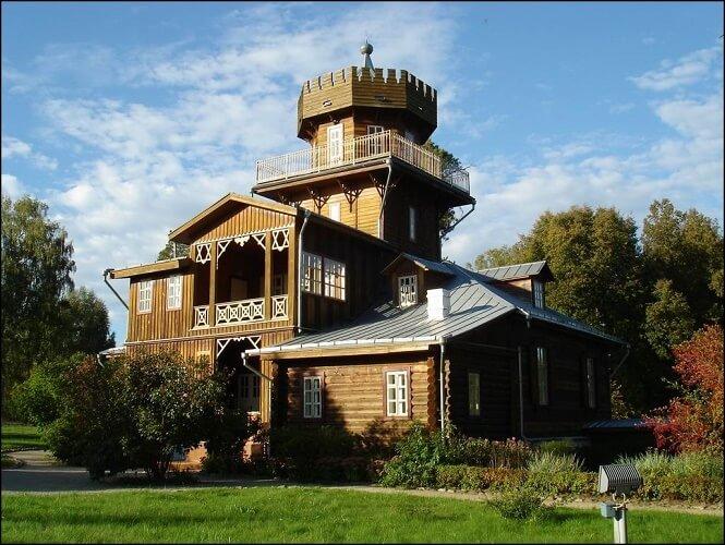 Музей-усадьба Ильи Репина «Здравнёво»