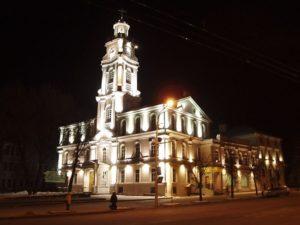 Витебская ратуша фотография 5