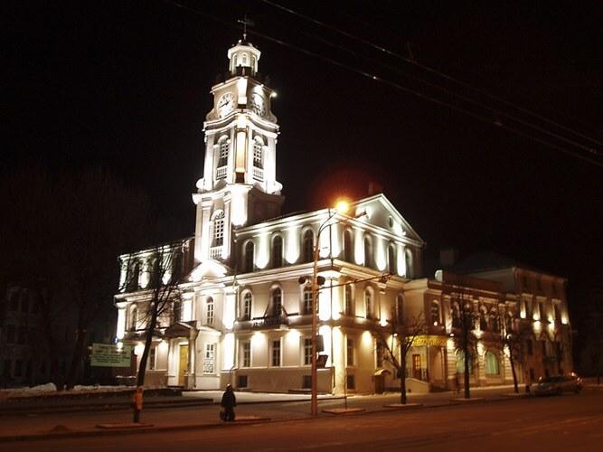 Витебская городская ратуша