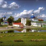 Жировицкий монастырь фотография 1
