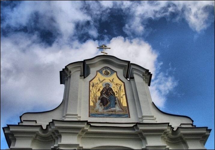 Жировицкий мужской монастырь