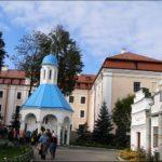 Жировицкий монастырь фотография 13