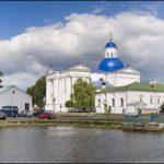 Жировицкий монастырь фотография 2