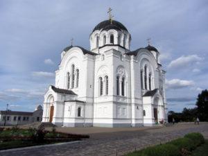 Спасо-Ефросиниевский собор