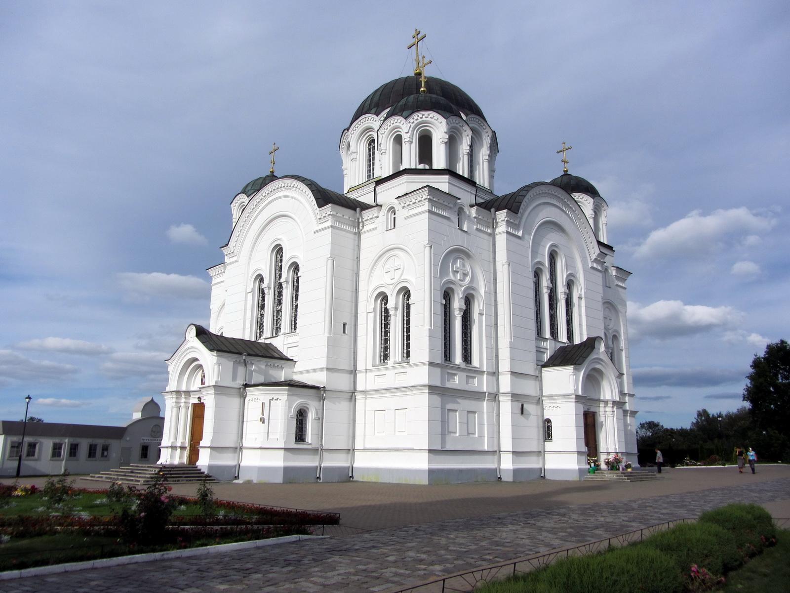 Особенности белорусской архитектуры