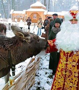 Туры в Беларусь на Новый Год и Рождество