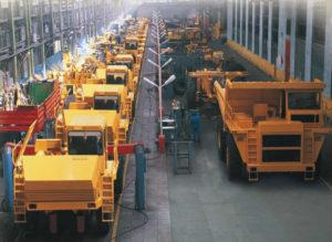 На заводе БелАз