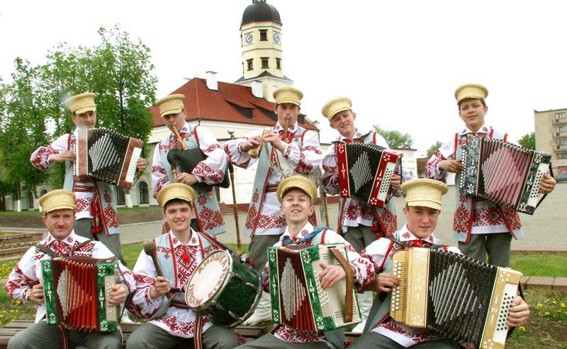 Особенности белорусской народной и современной музыки
