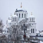 Спасо-Ефросиниевский монастырь. Полоцк