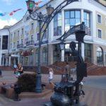 Улица Советская в Бресте