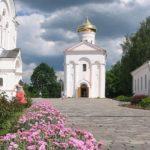 Спасо-Ефросиньевский монастырь в Полоцке 2