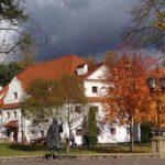 Гродненский парк осенью