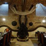 Ресторан в Мирском замке