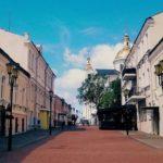 Витебск улица Крылова
