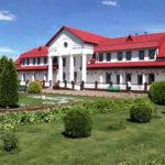 Дом помещика гостиница в Буйничах