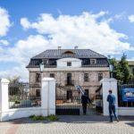 Дом, в котором жил австрийский император в Могилевской области
