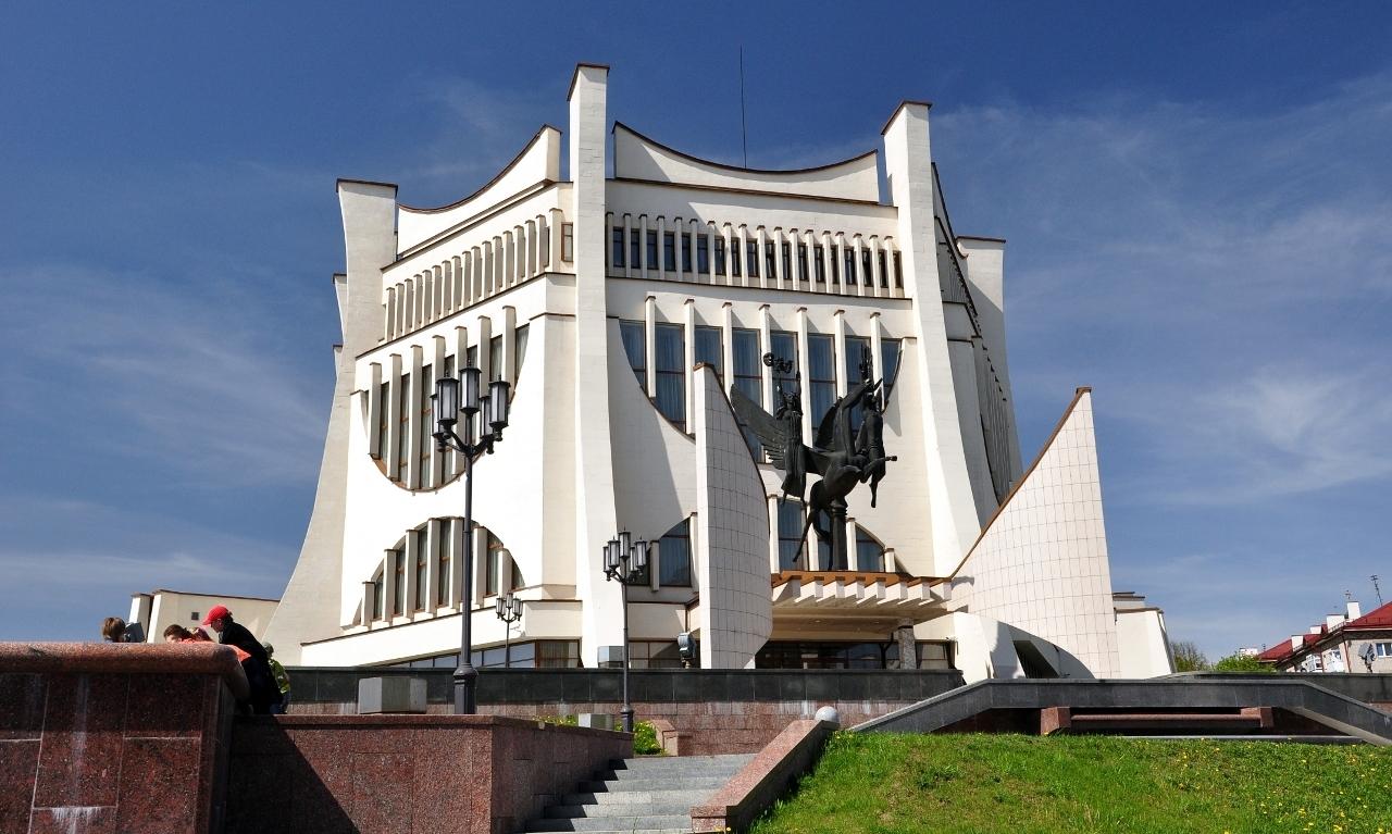 Новый гродненский областной драматический театр