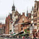 Город в Польше