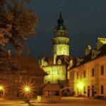 Вечерняя Чехия