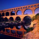 Акведуки во Франции