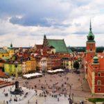 Площадь в Варшаве