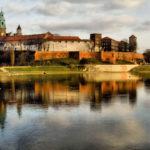 Замок в Польше
