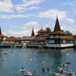 Купания в Венгрии