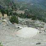 Остатки древней Греции
