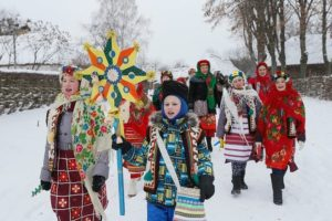 Празднование Коляд в Беларуси фото 4