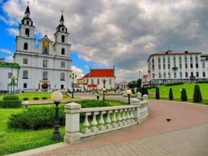 В Беларусь с детьми баннер 2