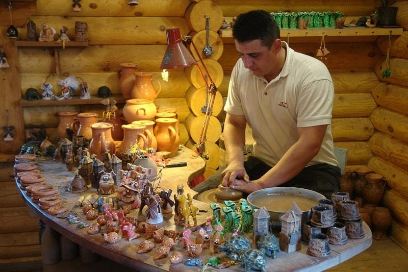 Музей старинных технологий и ремесел «Дудутки»