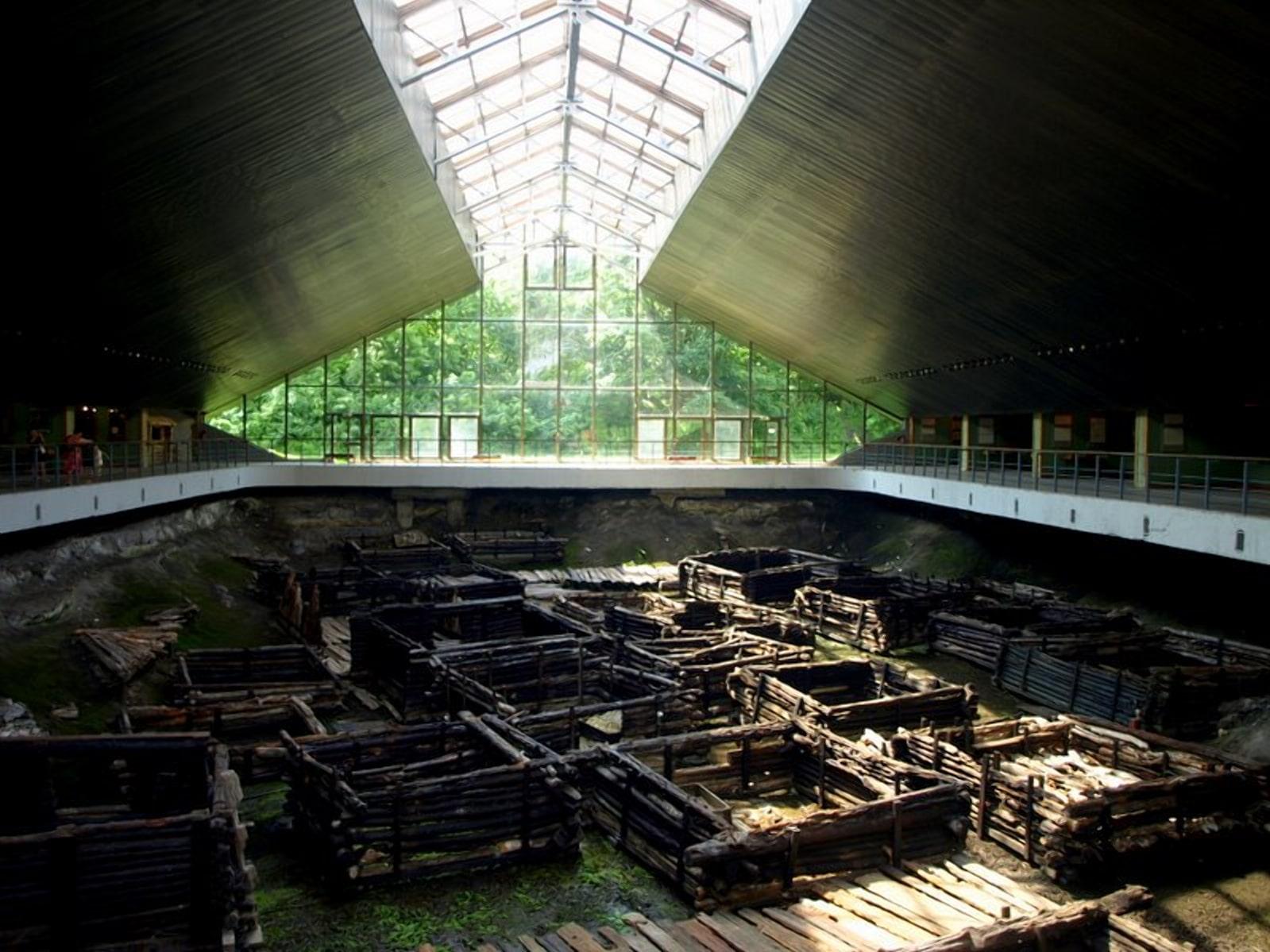 Археологический комплекс Берестье