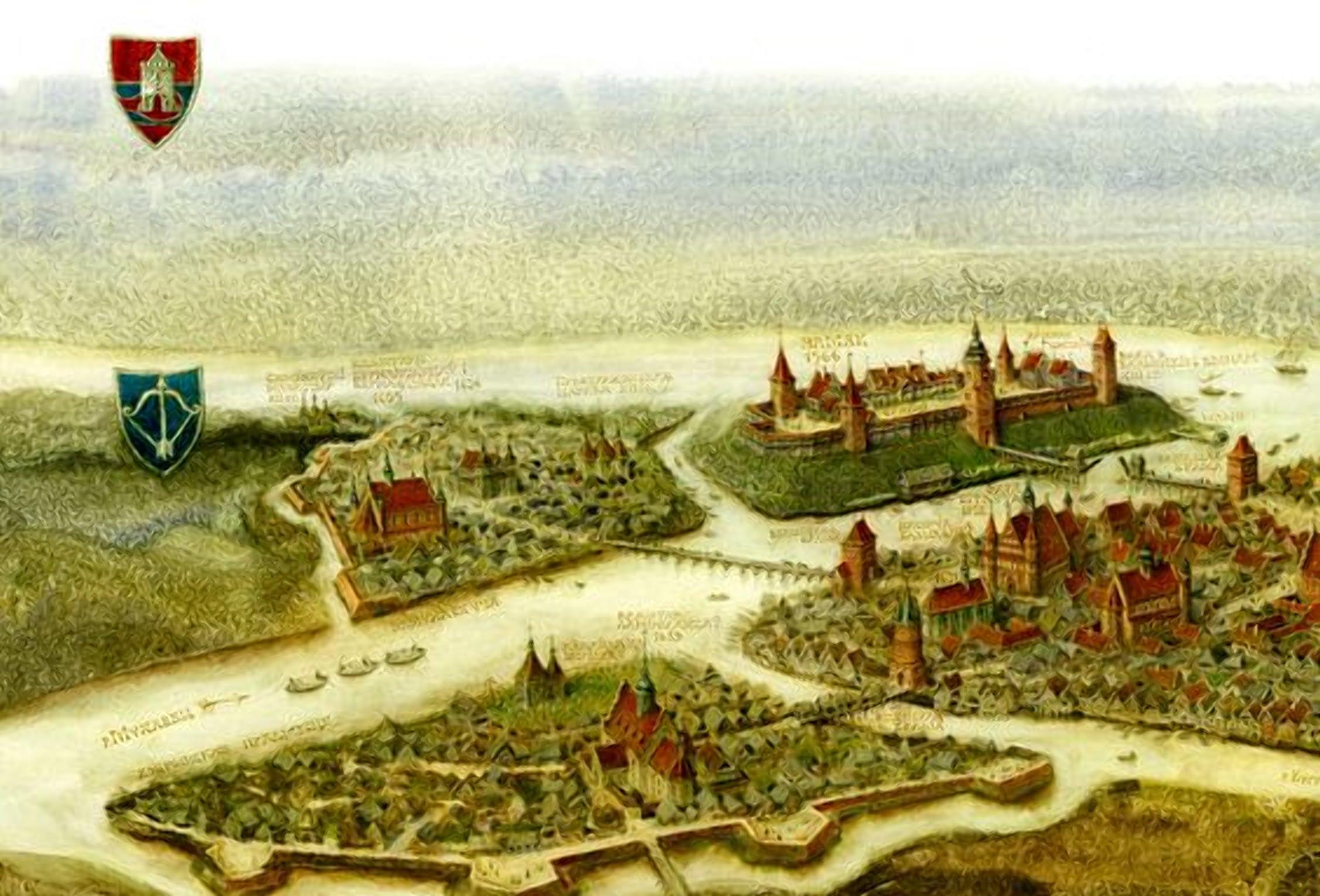 Берестье 1568 года реконструкция