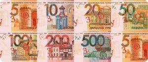 Деньги Беларусь