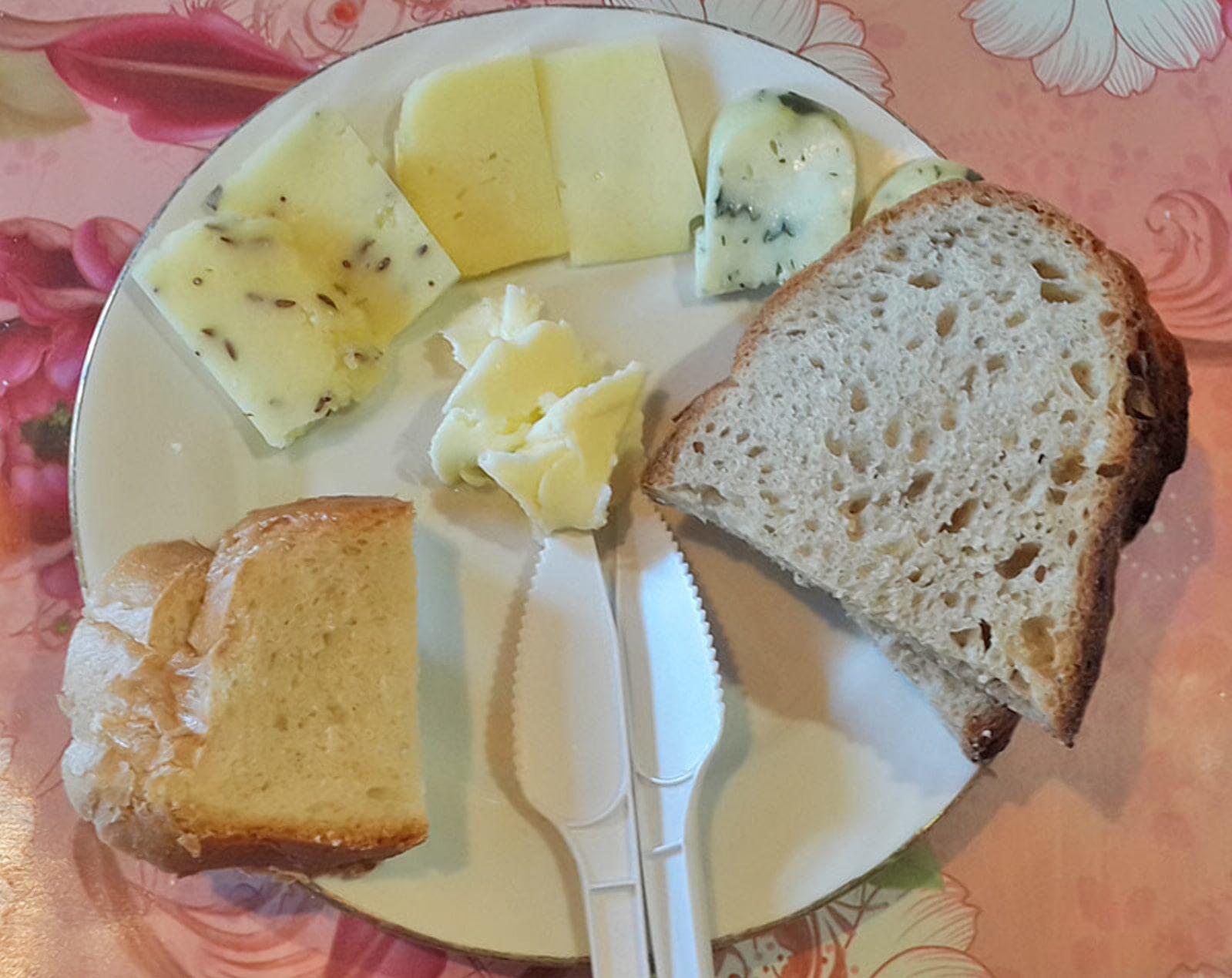 Сыр в Дудутках