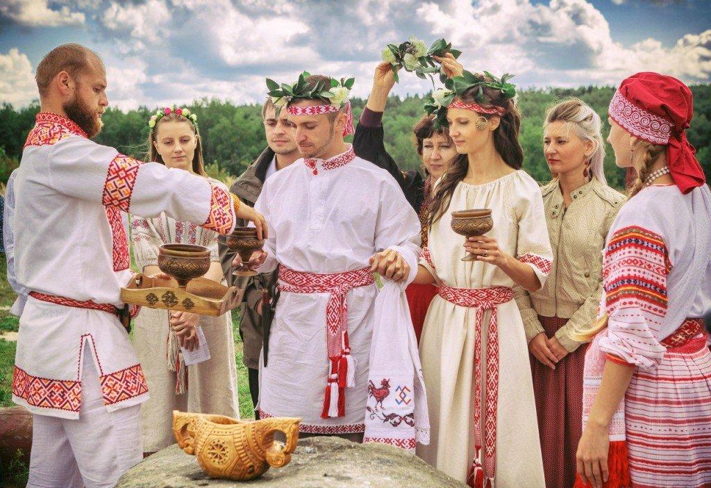 Традиция хлеб и соль