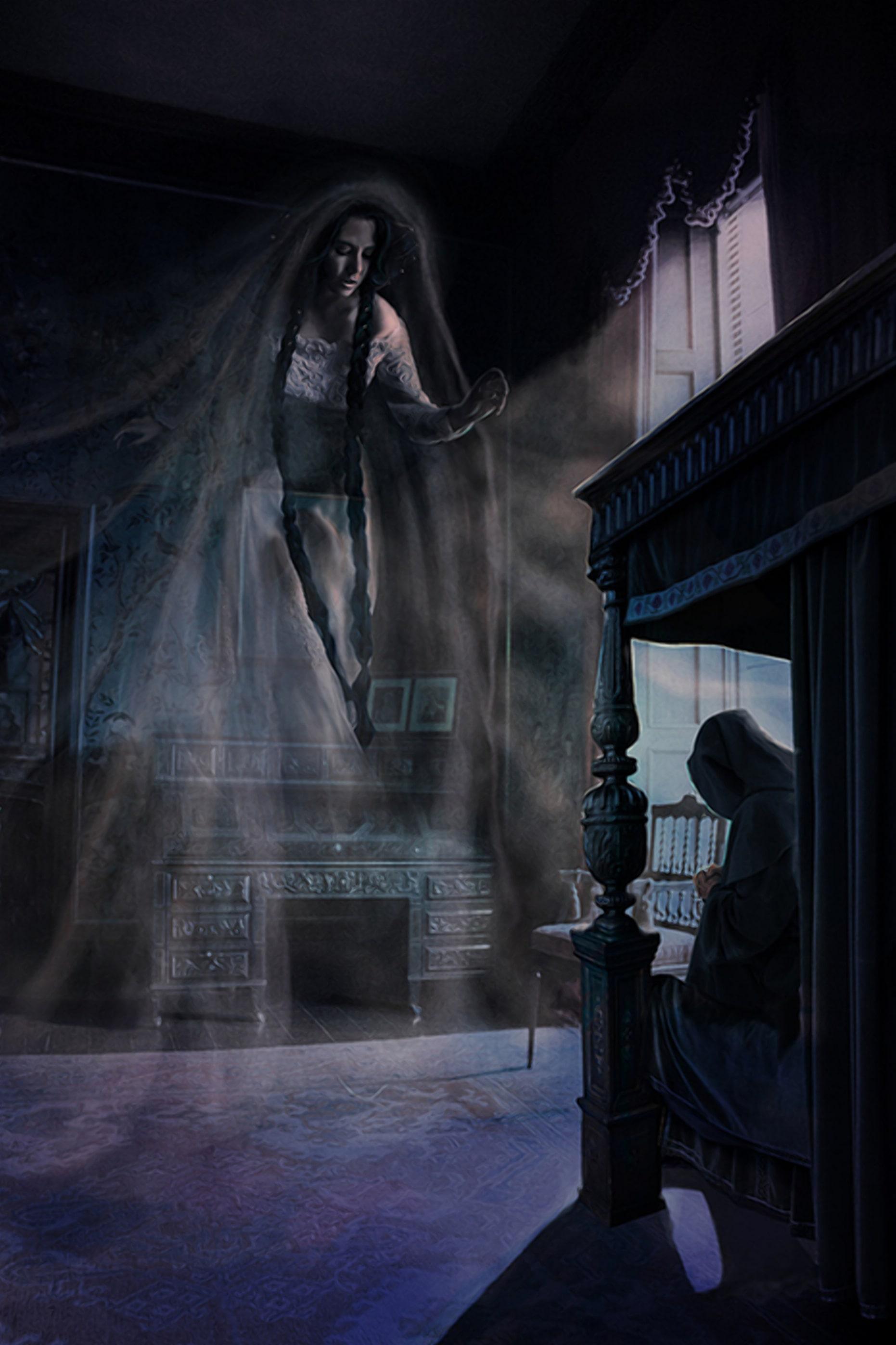 Призрак панны Барбары Радзивилл