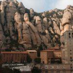 Скалы в Испании