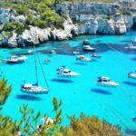Лодки в Испании
