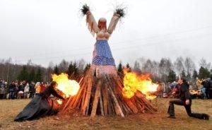 Масленица в Беларуси 2