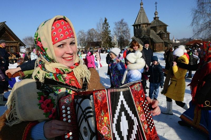 Масленица в Беларуси