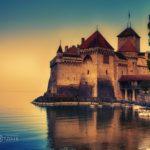 Швейцария замок